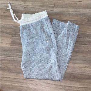 GAP — sateen waist sweatpants